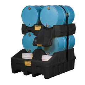 Drum Spill Containment Stackers
