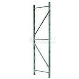Interlake Mecalux - Welded Tear Drop Pallet Rack Upright Frames & Accessories