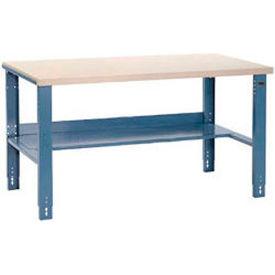 Global Industrial™ Industrial Adjustable Height Workbench