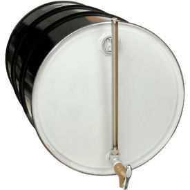 Drum Fill Gauges with Self-Closing Faucets