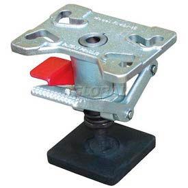 Adjustable Height Floor Locks