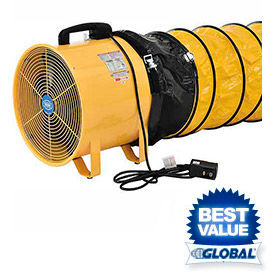 Global Industrial™ Confined Space Ventilation & Blower Fans