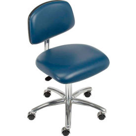 Vinyl ESD and Clean Room Chairs
