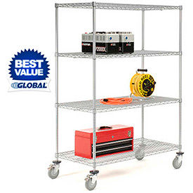 Nexelate® Wire Shelf Trucks