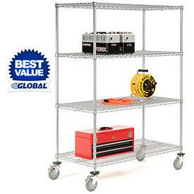 Nexelate® Wire Shelf Trucks