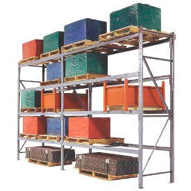 MECO Structural Pallet Rack Load Beams