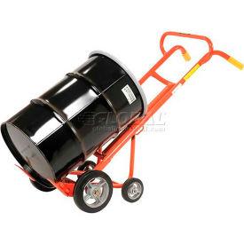 4-roue tambour camions pour fûts en acier
