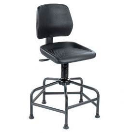 Interion® Spider Base industrielle tabouret