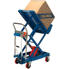 Mobile Scissor Lift & Tilt Tables