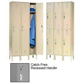Capital® Steel Lockers - Ready To Assemble