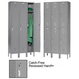 Capital® acier Lockers - assemblés