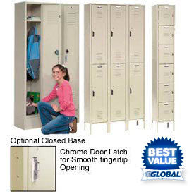 Paramount® Steel Lockers - Assembled