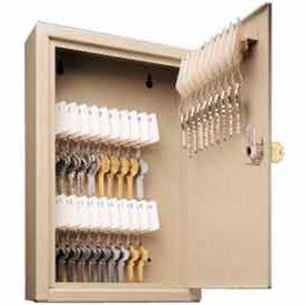 Balise unique fendue armoires à clés