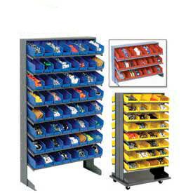 Choisissez Rack avec plateau en plastique bacs