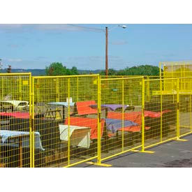 Perimeter Patrol™ Outdoor Wire Security Partitions