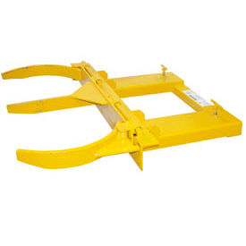 Fork Mounted Forklift Drum Grabs