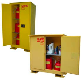 Weatherproof Flammable Safety Cabinets