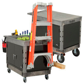 Global Industrial™ Mobile Maintenance & Work Center Carts
