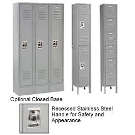 Infinity™ Steel Lockers - Assembled