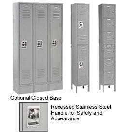 Infinity® Steel Lockers - Assembled