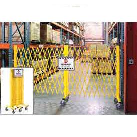 Pliage de la barrière de sécurité acier Barricade global