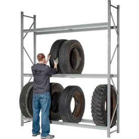 Global - Boltless Heavy Duty Truck Tire Racks