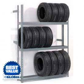 Global - Boltless Tire Racks