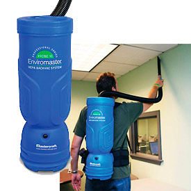 Mastercraft Dry Backpack Vacuum