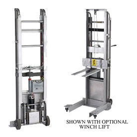 Wesco® StairKing Battery Power Stair Climbing Appliance Hand Trucks