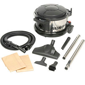 Pullman-Holt HEPA Canister Dry Vacuums