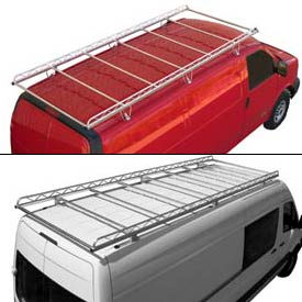 Utility Van Cargo Racks