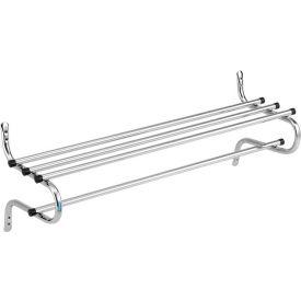 Wall Mount Coat Racks With Hanger Bars - Metal