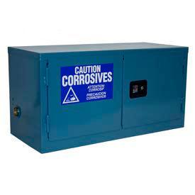 Global™ Stackable Acid Corrosive Cabinets