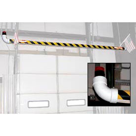 PVC Overhead Door Warning Barriers