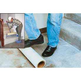 Protection de tapis et film de protection de plancher