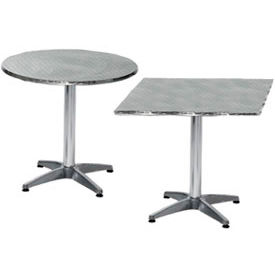 Premier Hospitality Furniture - Stainless Steel Bistro Tables