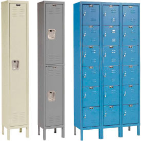 Hallowell Premium Steel Lockers - Ready To Assemble