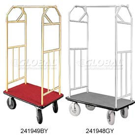Glaro Bellman Hotel Luggage Carts