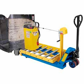 Forklift Battery Transfer Platforms