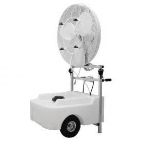 Ventilateurs industriels de brumisation