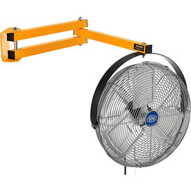 Single & Double Arm Dock Fans