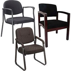 Commentaires de tissu et chaises