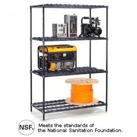 Nexel® - étagères de fil réglable HD (cap de plateau max de 1 600 lb)