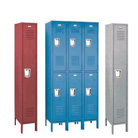 Penco Vanguard™ Assembled Steel Locker With Recessed Handle