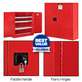Global™ Paint & Ink Cabinets