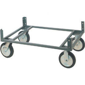 Boltless Shelving - Dolly Base & Casters
