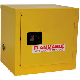 Global™ Slim Flammable Cabinets
