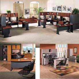 Bush® - Series A Modular Office Furniture