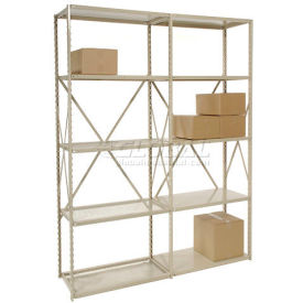 Tennsco Extra High Steel Shelving Components (Up to 16' High)