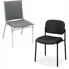 Fabric Stacking Chairs